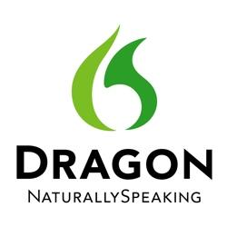 Dragon Naturally Speaking Logo