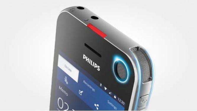 Philips Announces New SpeechAir Wireless Audio Recorder