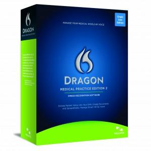 Dragon Medical Remote Access Box Shot