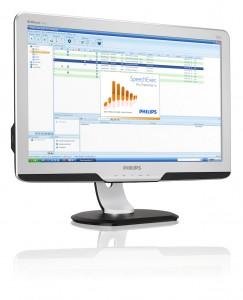 Philips SpeechExec 7 screen